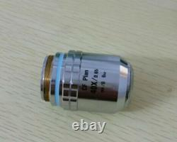 1pcs Used Good NIKON CF Plan 40X/0.65 /0 BD WD 1.0 MICROSCOPE OBJECTIVE # GY