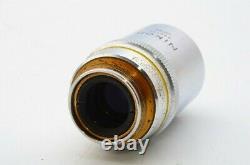 CLEANGLASS Nikon Plan Apo 10X 0.4 160 0.17 Microscope Objective Lens 20.25 21784