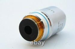 Ex Nikon M Plan Apo 50x 0.90 210/0 Microscope Objective Lens for 20.25mm 21549