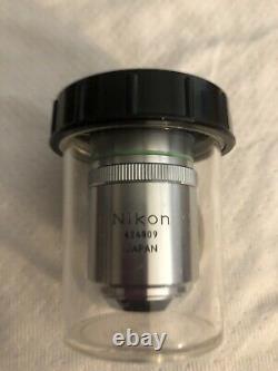 NIKON BD Plan 20x/0.4 DIC Microscope objective
