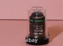 NIKON PLAN APO 20X DIC N2 Microscope Objective