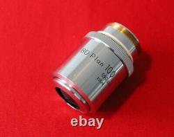 Nikon BD Plan 100x/0.90 Dry 210/0 Microscope Objective