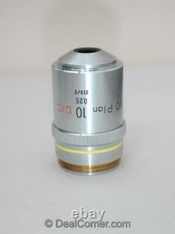 Nikon BD Plan 10x DIC Microscope Objective