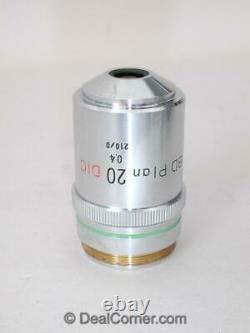Nikon BD Plan 20x DIC Microscope Objective