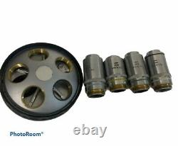 Nikon BD Plan DIC 10X 20X 40X 100X Microscope Objective Lens from Japan