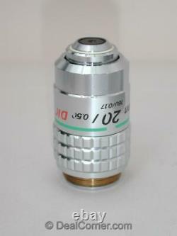 Nikon CFN Plan 20x DIC Microscope Objective