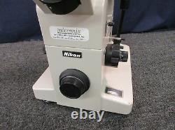 Nikon Diaphot Microscope Objective PH2 20-DL PH3 40-DL PHL Plan 4 DL PH1 Plan 10