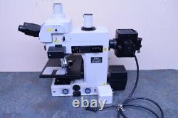 Nikon Eclipse E1000 M Microscope Plan Apo 20x 40x Macro 0.5