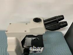 Nikon Eclipse E400 Microscope with 3 Nikon Plan Objectives (4X, 10X & 40X)