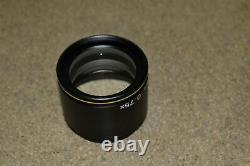 Nikon Ed Plan 0.75x Objective For Smz-u Stereo Microscope (de26)
