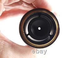 Nikon LU Plan APO 150x BD L & LV Series Industrial Microscope Objective
