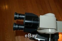 Nikon Labophot-2 Microscope objective E plan 40/0.65 10/0.25 Abbe 1.25 condense