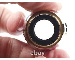 Nikon M Plan 1.5x 210/0 TL Metallurgical Low Power Microscope Objective