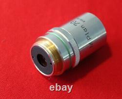 Nikon M Plan 20x 0.4 210/0 Microscope Lens