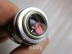 Nikon M Plan 40x/0.5 ELWD 210/0 Microscope Objective Lens, P/N 78776