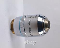 Nikon M Plan APO 40x /0.80 210mm Metallurgical Microscope Objective