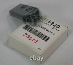 Nikon MBH75220 CD DIC Slider / Plan Fluor 20x Microscope Nosepiece Slider