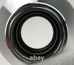 Nikon Macro Plan 0.5x / 0.025 /- Microscope Objective 105% Refund