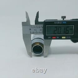 Nikon Microscope Objective L Plan 50x SLWD EPI WD 17