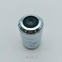 Nikon Microscope Objective LU Plan 100x ELWD MUE60900