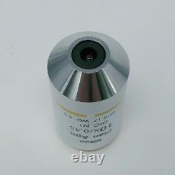 Nikon Microscope Objective Plan Apo 10x/0.45 DIC N1