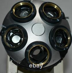 Nikon Microscope objectives CF Plan x5, x10, x20, x50
