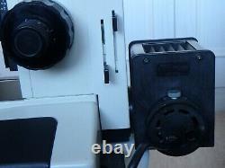 Nikon Optiphot Trinocular microscope 3 original Plan objectives Very NICE