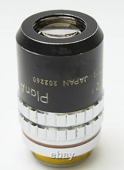Nikon Plan APO 2x /. 1 160mm CFN Microscope Objective Planapo RMS