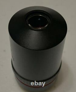 Nikon Plan APO 4, 0.16, 160 / -, 4 X Apochromatic Microscope Objective