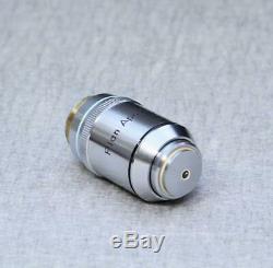 Nikon Plan Apo 40x /1.0 Oil 160/0.17 Microscope Objective 40 PlanApo