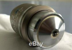 Nikon Plan Apo VC 100x/1.40 Oil DIC N2 Eclipse CFI Microscope Objective