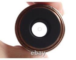 Nikon Plan Fluor 20x /0.5 Ph1 DLL Phase Contrast Eclipse Microscope Objective