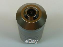 Nikon Plan Fluor 40X/0.75 /0.17 DIC/N2 WD 0.66 Microscope Objective