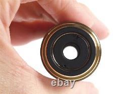 Nikon Plan Fluor 40x /. 75 DIC M Eclipse Microscope Objective