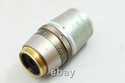 Nikon Plan Fluor ELWD 40X/0.60 Ph2 DM /0-2 WD DIC M Microscope Objective #2165