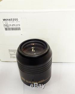 Nikon Stereo Microscope Objective Lens HR Plan APO 1.6X MNH45200