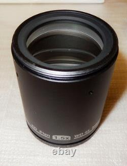 Nikon Stereo Microscope Objective Lens P-ED Plan 1.5X MNH44150