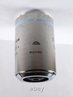Nikon TU Plan APO 50x EPI D BD L & LV Series Industrial Microscope Objective