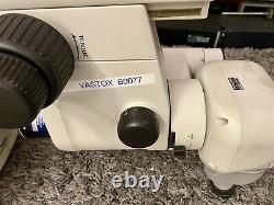 Nikon stereo microscope smz 1500 ed plan 0.75